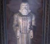 Zeuss-statue