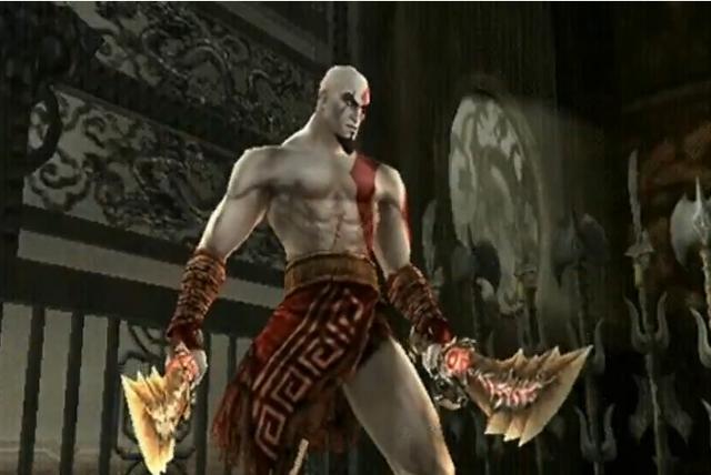 File:Kratos in Soul Calibur Broken Destiny.png