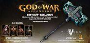 GoWa Viking hammer