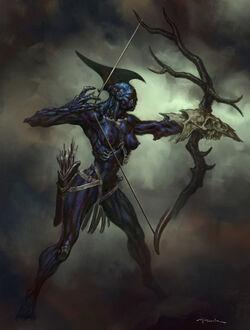 Archer Olympien GOW III