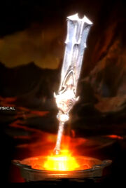 Godly Blade of Ares