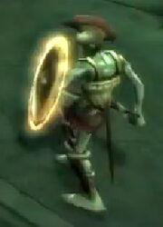 Shielded Hoplite
