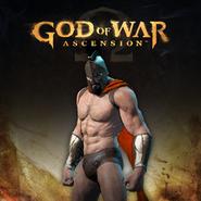 """God-of-War-Ascension™-""""300""""-King-Leonidas-Armor-Spear--1-"""