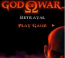 God of War: Betrayal
