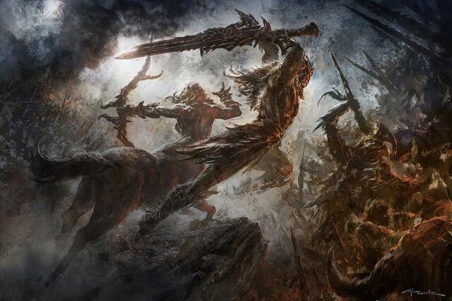 File:Artemis and Soldier in Multiplayer - God of War Ascension.jpg