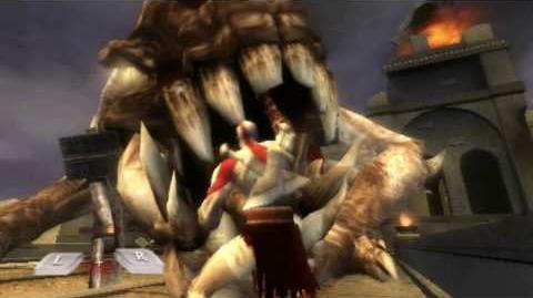 Killing the Basilisk - Boss fight gameplay