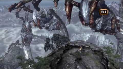 God of War 3 - Poseidon Battle HD