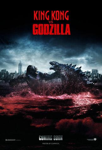 File:King kong vs godzilla 2020 fan poster 1 by camw1n-d99zqcg.jpg