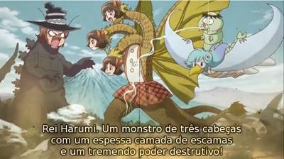 King Harumi