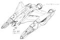 Concept Art - Godzilla vs. MechaGodzilla 2 - Garuda 3