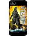 Godzilla 2014 Merchandise - Godzilla Comic Style Phone Cover 1 iPhone