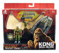 Lanard Kong Skull Island Battle for Survival Set Pterodactylus with Boat & Figure 001