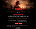 Ultimate Godzilla Fan 2014 Contest