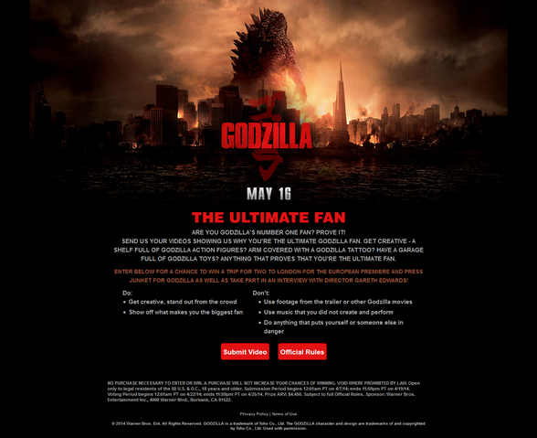 File:Ultimate Godzilla Fan 2014 Contest.png