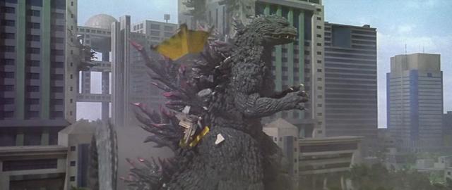 File:Godzilla vs. Megaguirus - Godzilla wakes up.png