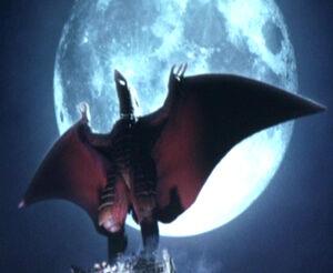 The FinalRado as it is seen in Godzilla: Final Wars