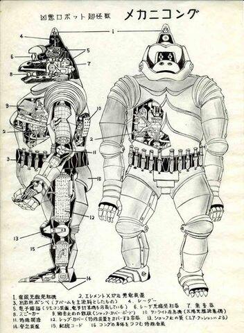 File:King Kong Escapes - Monsters - Anatomies - Mechani-Kong.jpg