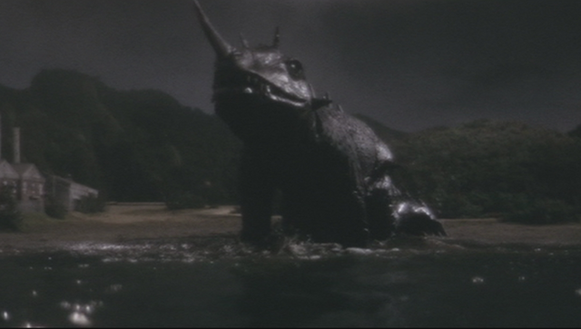 File:Gamera - 2 - vs Barugon - 27 - Barugon ate the thing that the military was trying to stop him with.png