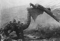 GT3HM - Godzilla vs. Rodan