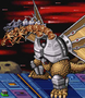 Gojira Kaiju Dairantou Advance - Character Sprites - Mecha-King Ghidorah