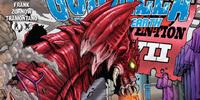 Godzilla: Rulers of Earth Issue 3