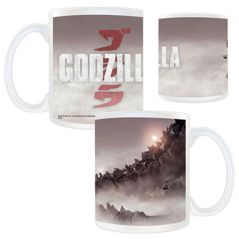 File:Godzilla 2014 Merchandise - Godzilla Theatrical One Sheet White Mug.jpg