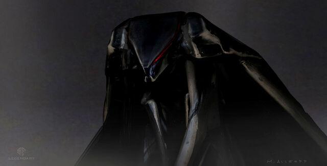 File:Concept Art - Godzilla 2014 - Winged MUTO Head 1.jpg