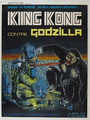 Godzilla Movie Posters - King Kong vs. Godzilla -French-