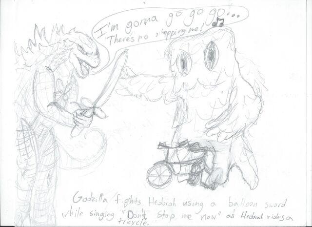 File:Goldnguy art request godzilla hedorah balloon tricycle.jpg