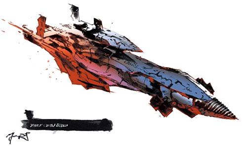 File:Concept Art - Godzilla Final Wars - Gotengo 8.png