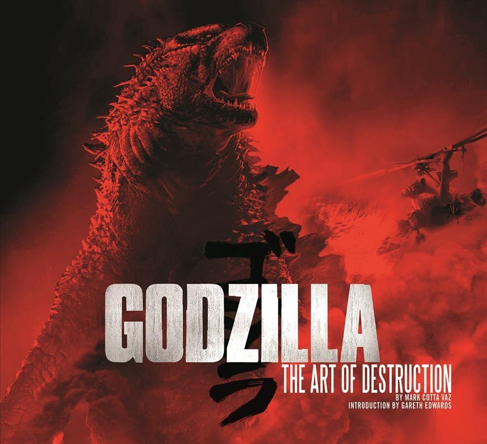 Archivo:Godzilla The Art of Destruction.jpg