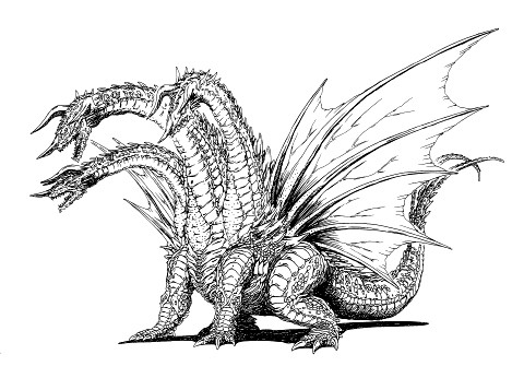 File:Concept Art - Rebirth of Mothra - Desghidorah 23.png