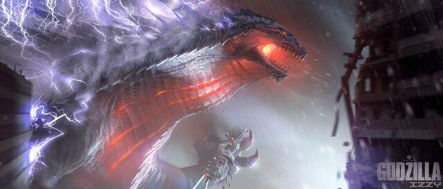 File:Godzilla 2014 concept art by ariokh-d60jn3a.jpg