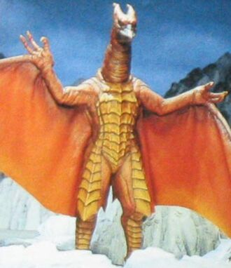 Rodan en Godzilla: Final Wars (click to enlarge)