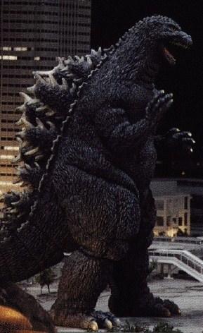 The RadoGoji as it is seen in Godzilla vs. MechaGodzilla 2