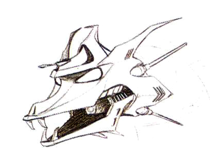 File:Concept Art - Godzilla vs. King Ghidorah - Mecha-King Ghidorah Head 6.png