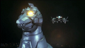 MechaGodzilla 2 and the Garuda prepare to link