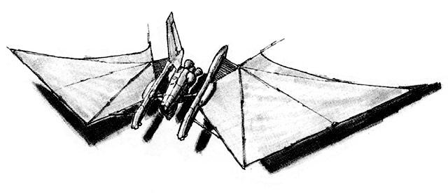 File:Concept Art - Godzilla vs. MechaGodzilla 2 - Pteranodon Robot 10.png