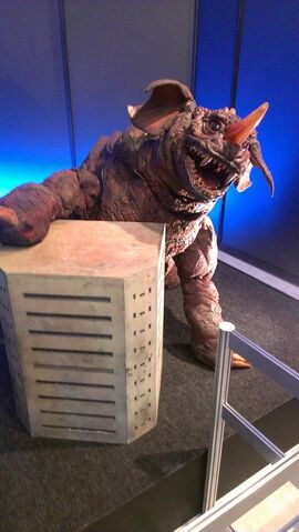 File:Great Godzilla 60 Years Special Effects Exhibition photo by Joseph Ruleau - SokogekiBara 1.jpg