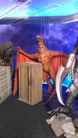 File:Great Godzilla 60 Years Special Effects Exhibition photo by Joseph Rouleau - FinalRado 1.jpg