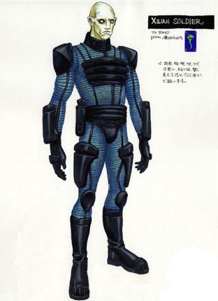 File:Concept Art - Godzilla Final Wars - Xilien Soldier.png
