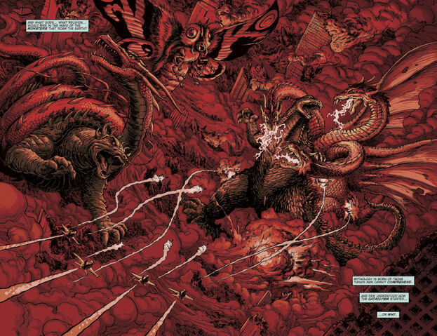 File:Godzilla Cataclysm Issue 1 Page 2 and 3.jpg