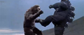 King Kong vs. Godzilla - 72 - KANGAROO KICK! Or maybe it was drop kick