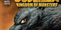 Godzilla: Kingdom of Monsters Issue 5
