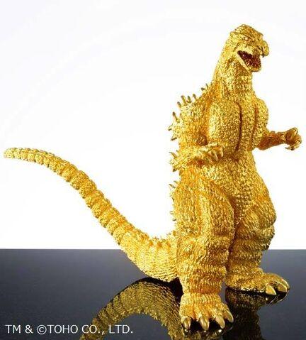 File:150,000,000 Yen Golden Godzilla.jpg