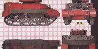 Type-05 GS Assist Tank Asahi