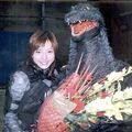 Godzilla and Co-Star