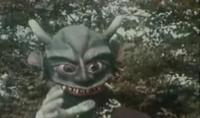 Godman - Monsters - Green Mask