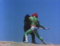Go! Greenman - Greenman vs. Gaira - 49