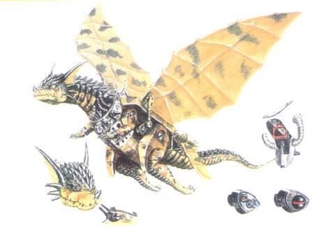 File:Concept Art - Rebirth of Mothra 3 - Garu Garu 1.png